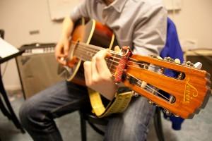 Gitarrundervisning